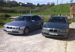 BMW 525 d's Photo